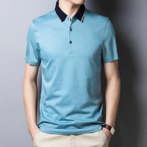 men's trendy short-sleeved t-shirt FH